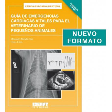 Guía de emergencias cardíacas vitales para el veterinario de pequeños animales